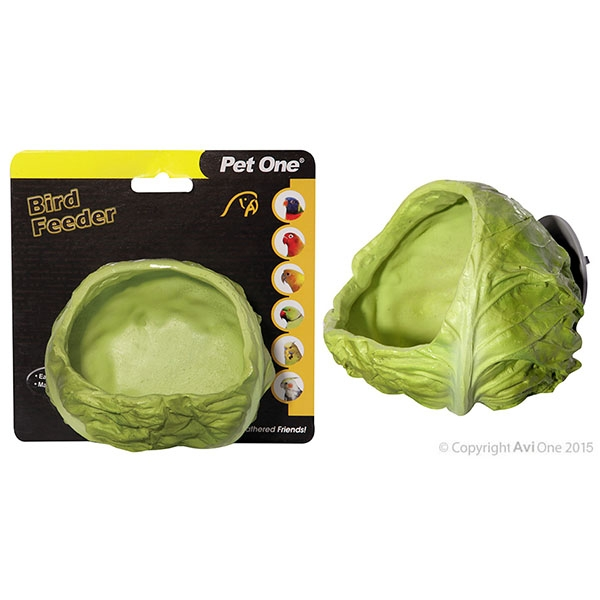 Parrot Wooden Play Gym with Spiral Steps and Feeders 41x31x38.5cm