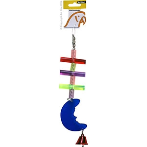 Bird Toy Mineral with Plastic Links Small 12.5CM